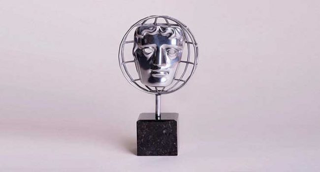 BAFTA Award made from casting alloy from Coleshill Aluminium
